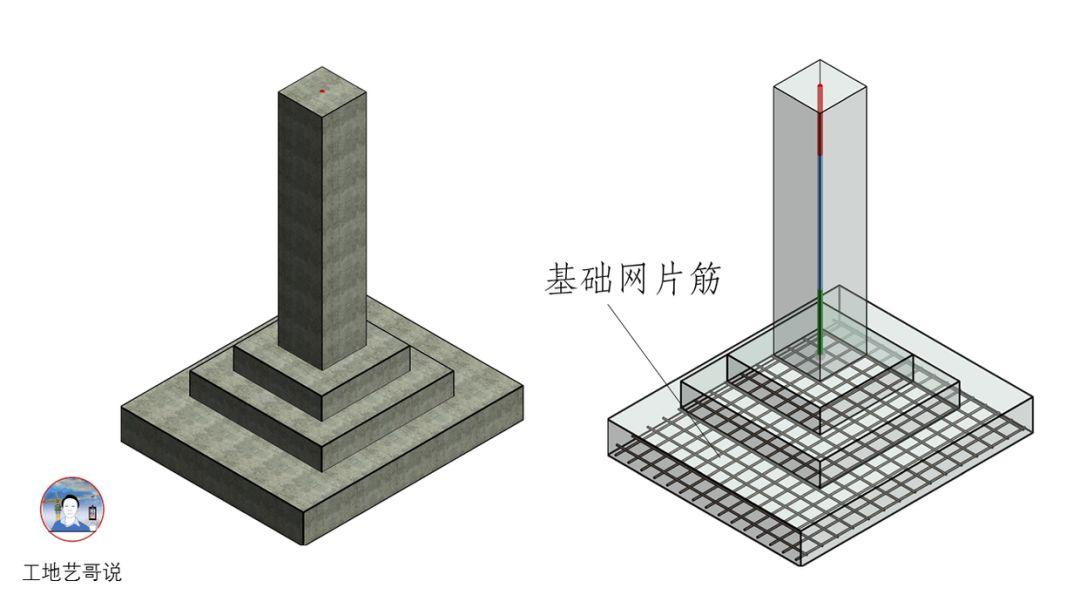 结构钢筋89种构件图解_84