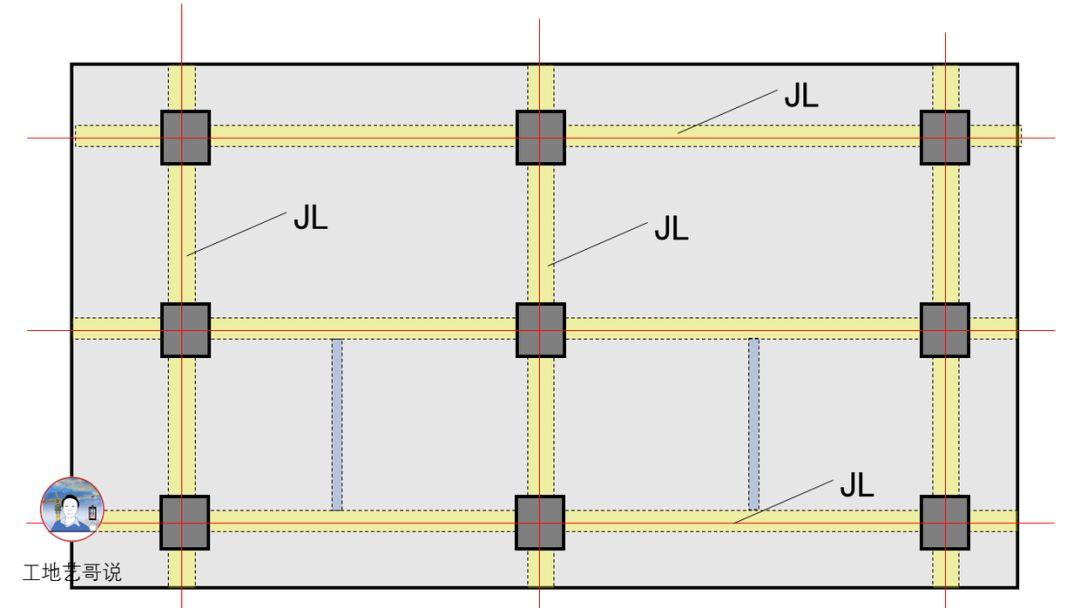 结构钢筋89种构件图解_91