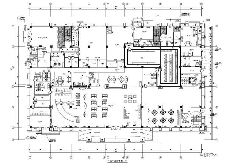 [贵州]农商银行业务用房建设项目施工图