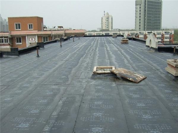 [广州]知名企业商业住宅防水工程施工方案