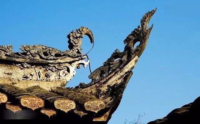 一角飞檐,中国古建筑的神来之笔
