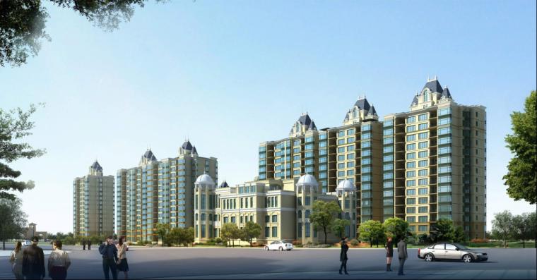 [太原]知名企业高层住宅工程试验方案
