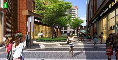 商务部力推高品位步行街,高品位步行街该怎