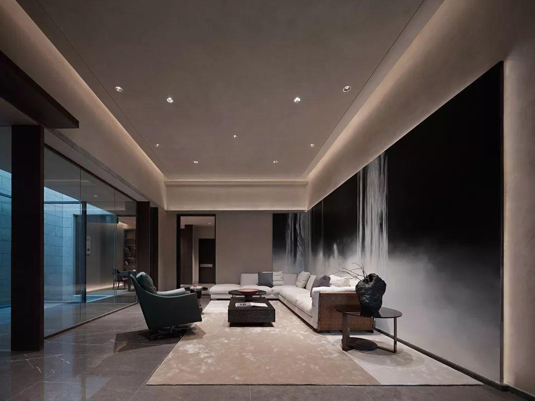 深圳720m²顶级私宅,隐居都市的时光秘境_16