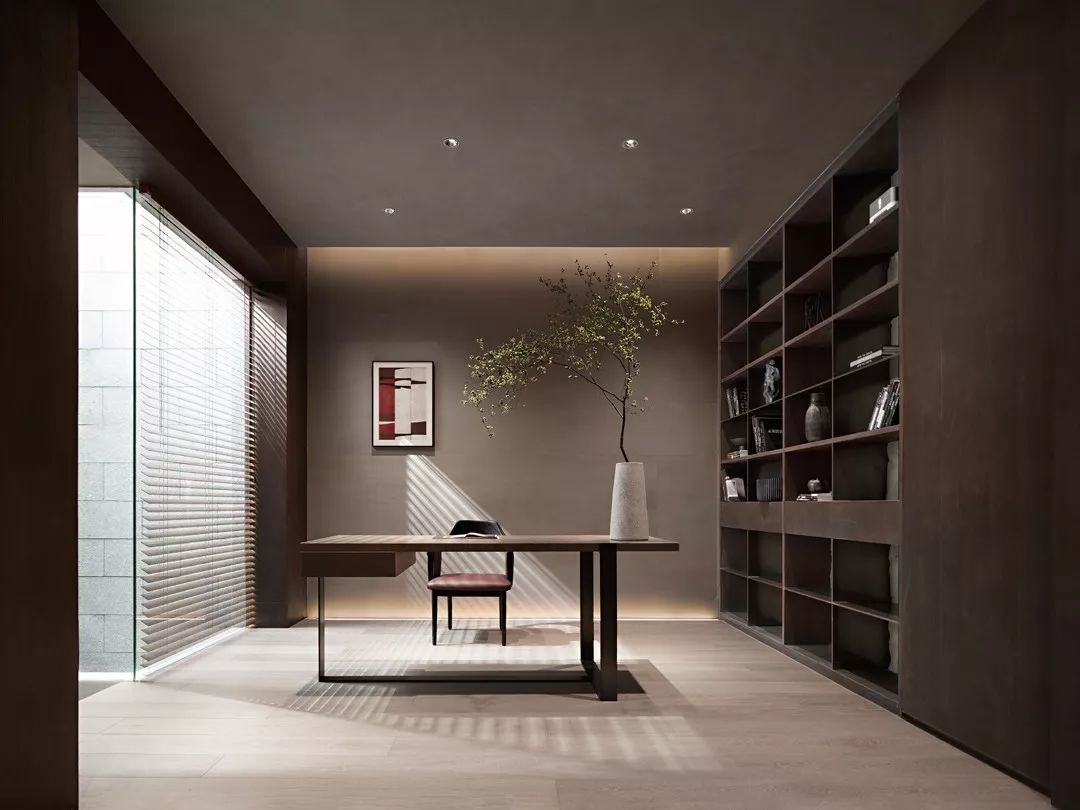 深圳720m²顶级私宅,隐居都市的时光秘境_22