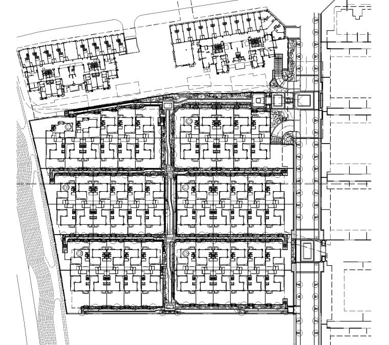 [福建]厦门泰禾院子植物配置CAD施工图