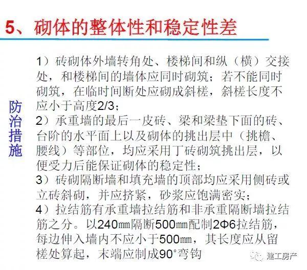 二次结构砌筑20种常见质量通病及防治措施_13