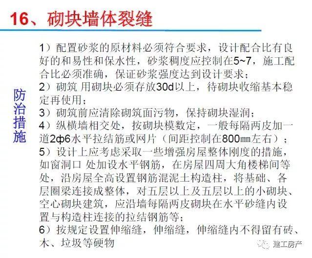 二次结构砌筑20种常见质量通病及防治措施_44