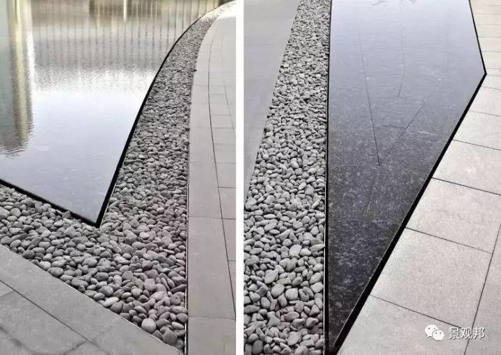 镜面水的做法——石材架空_1