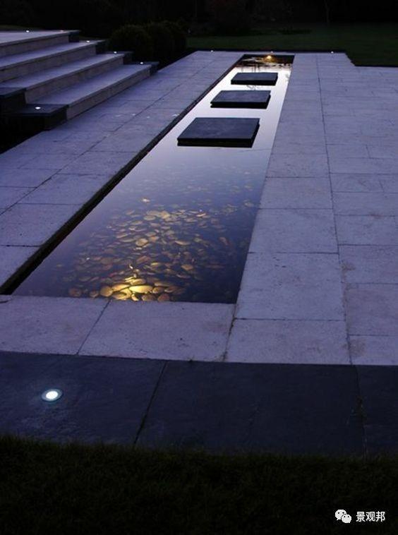 镜面水的做法——石材架空_17