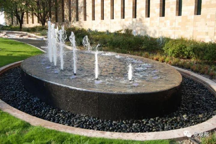 镜面水的做法——石材架空_13