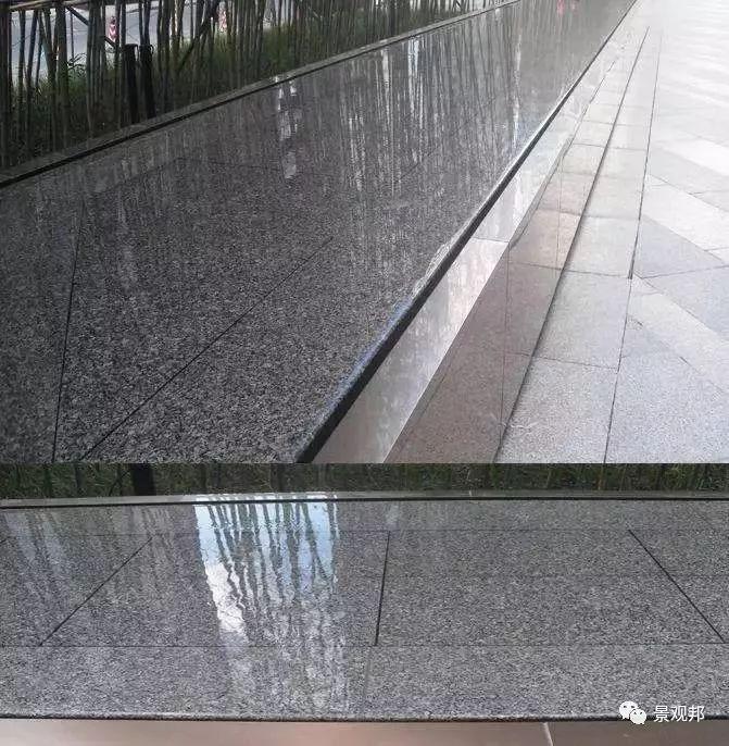 镜面水的做法——石材架空_10