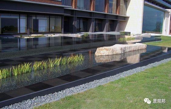 镜面水的做法——石材架空_15