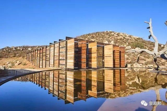 镜面水的做法——石材架空_36
