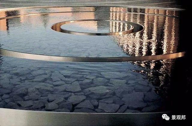 镜面水的做法——石材架空_42