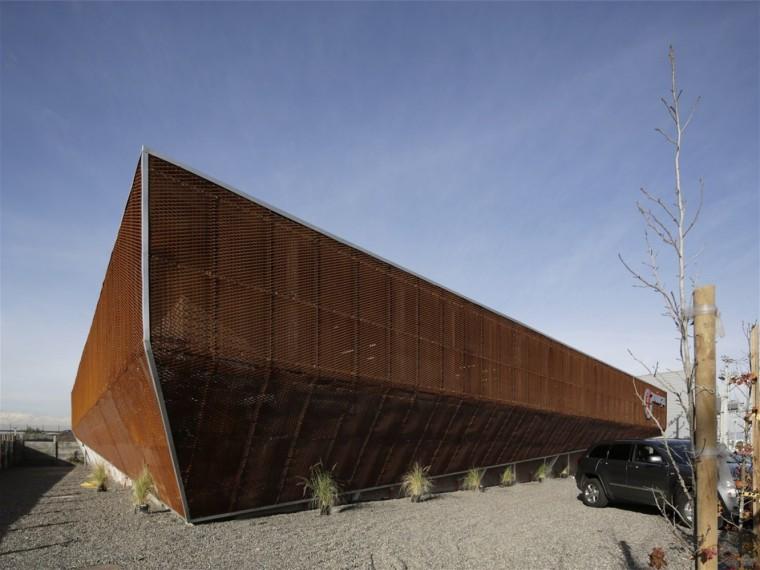 智利Proingas建筑