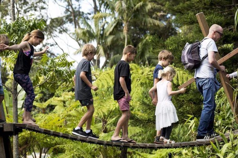 打破传统回归自然|儿童游乐设施的创新
