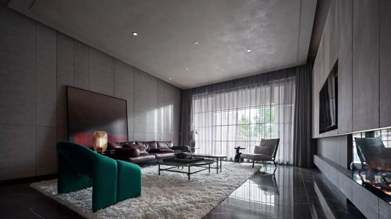 深圳 720m² 顶级私宅, 隐居都市的时光秘境