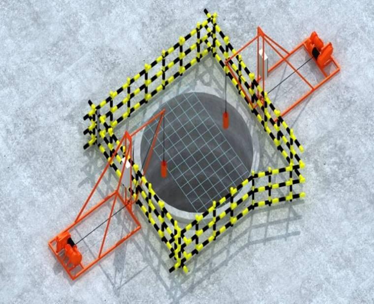 超深人工挖孔桩的施工控制