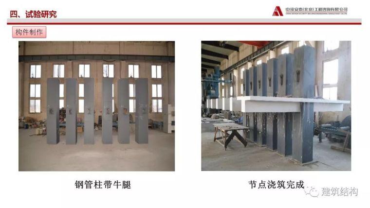 矩形钢管砼柱-混凝土梁穿筋节点受力性能_19