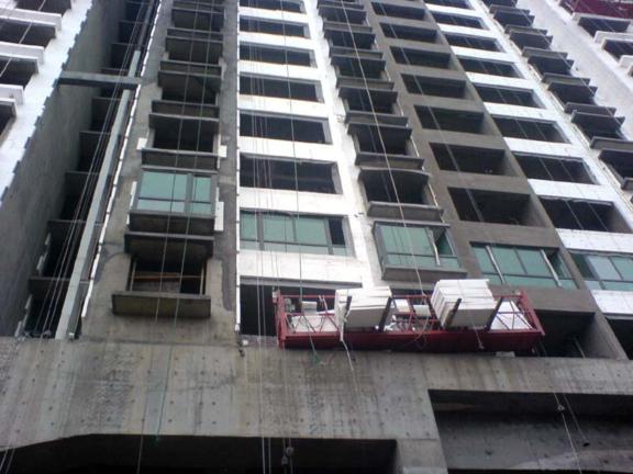 墙体幕墙门窗保温节能工程施工