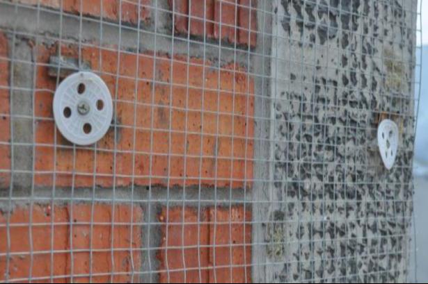 外墙保温施工方案(无机保温砂浆及岩棉板)