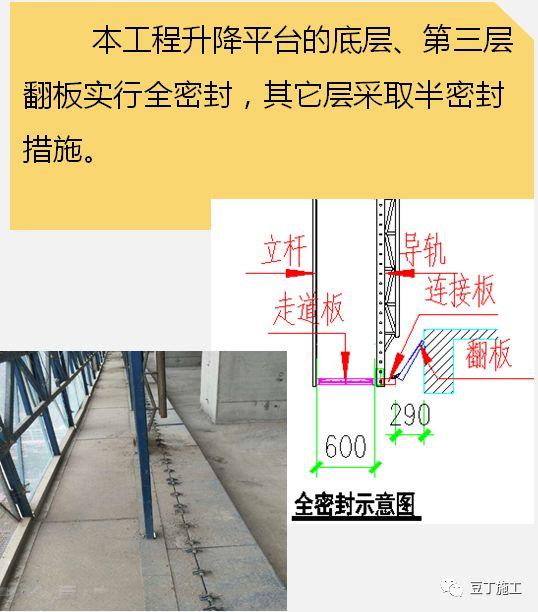 折叠式升降脚手架设计、安装及拆除工艺解析_5