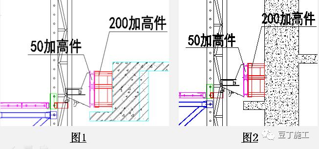 折叠式升降脚手架设计、安装及拆除工艺解析_10