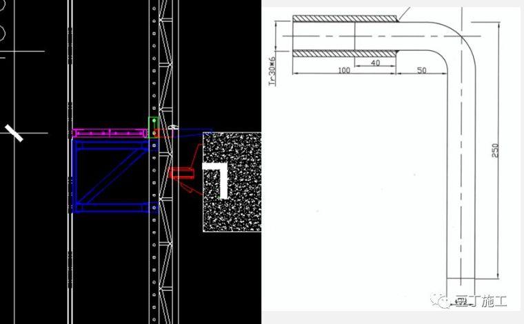 折叠式升降脚手架设计、安装及拆除工艺解析_14