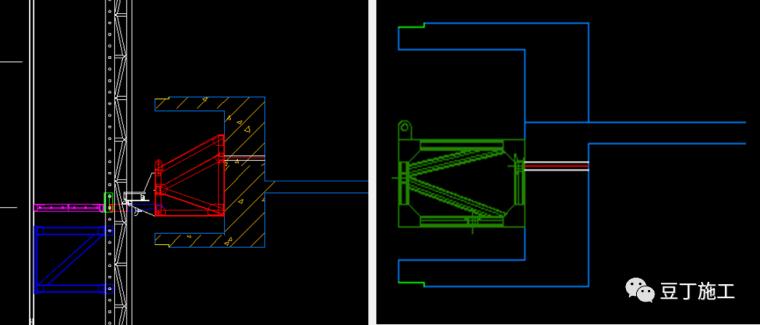 折叠式升降脚手架设计、安装及拆除工艺解析_17
