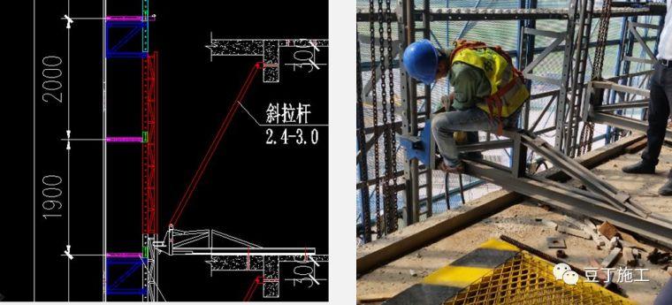 折叠式升降脚手架设计、安装及拆除工艺解析_18