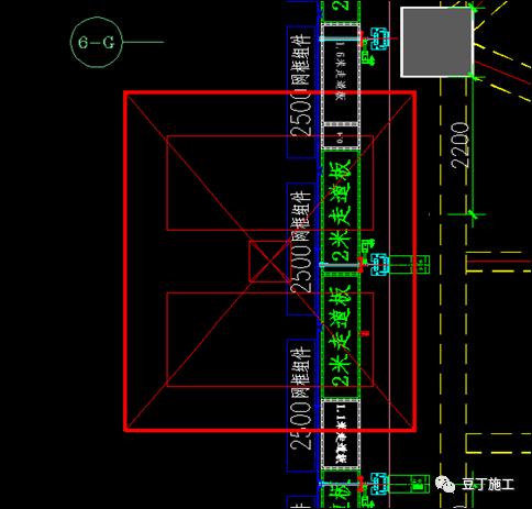 折叠式升降脚手架设计、安装及拆除工艺解析_30
