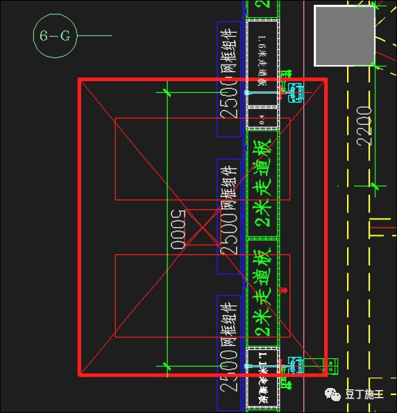 折叠式升降脚手架设计、安装及拆除工艺解析_35