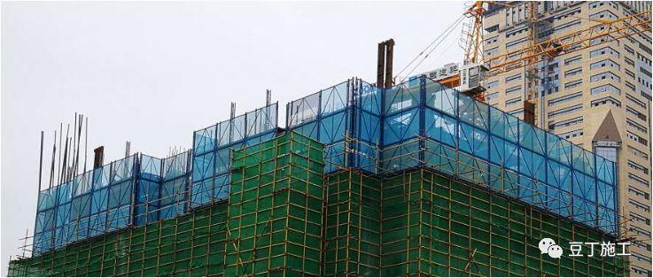 折叠式升降脚手架设计、安装及拆除工艺解析_42