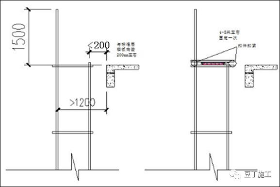 折叠式升降脚手架设计、安装及拆除工艺解析_43