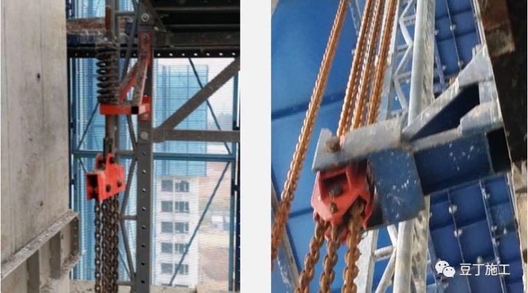 折叠式升降脚手架设计、安装及拆除工艺解析_58