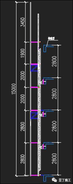 折叠式升降脚手架设计、安装及拆除工艺解析_70