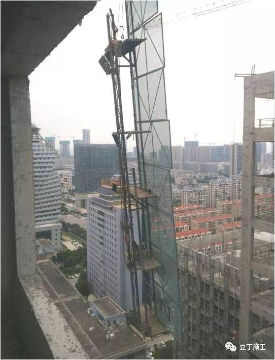 折叠式升降脚手架设计、安装及拆除工艺解析_69