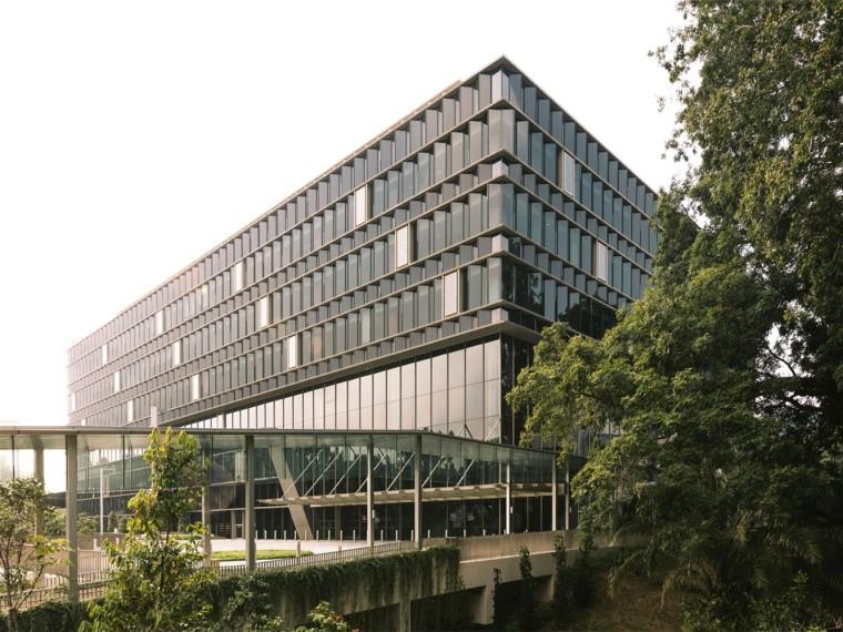 新加坡5科学园大道旗舰大楼