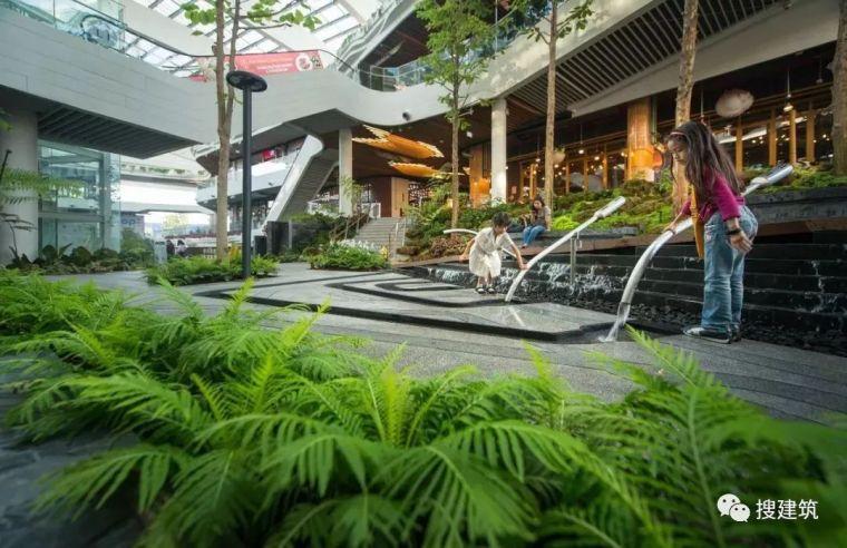商业区景观设计要点_21