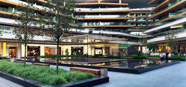 商业区景观设计要点_34