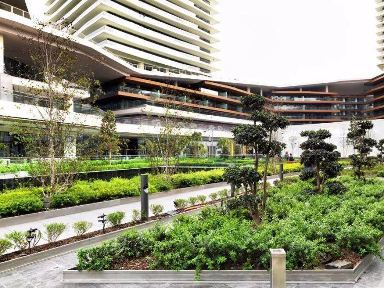 商业区景观设计要点_33