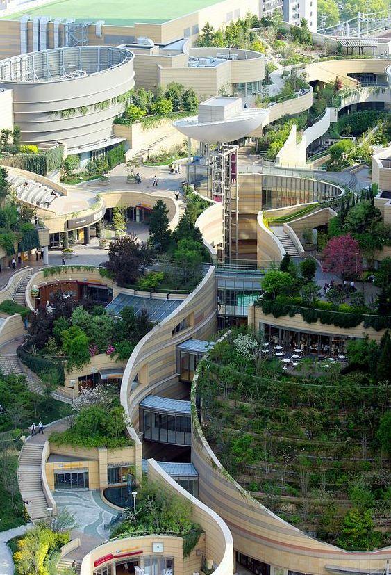 商业区景观设计要点_68