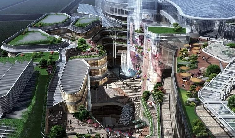 商业区景观设计要点_63