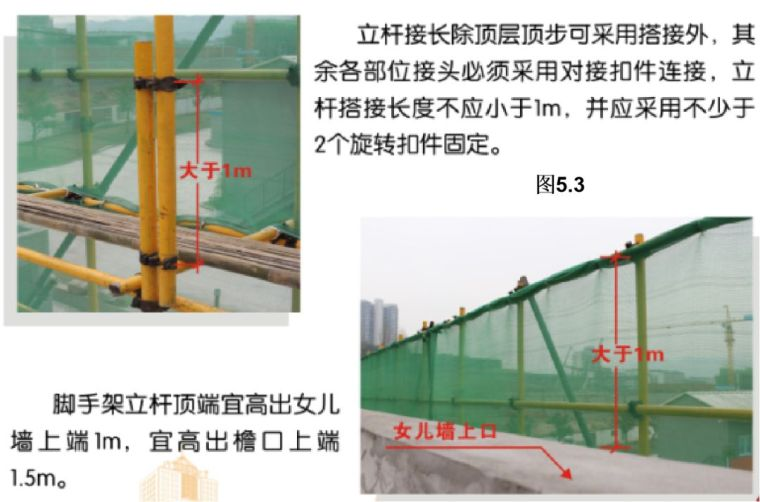 扣件式钢管脚手架:安全技术规范详解_16