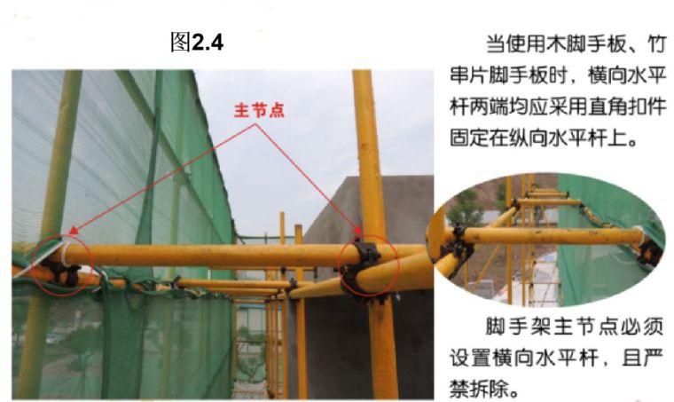 扣件式钢管脚手架:安全技术规范详解_8