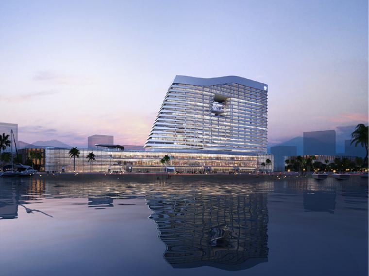 [厦门]高层酒店大型连廊桁架施工技术方案