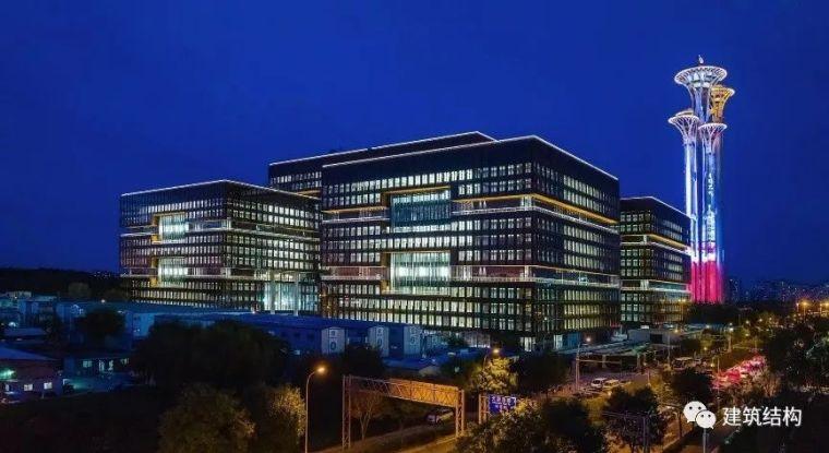 深度剖析亚投行总部永久办公用房结构设计!