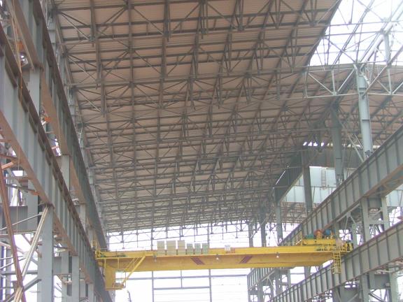 钢结构工程结构体系的特点及分类
