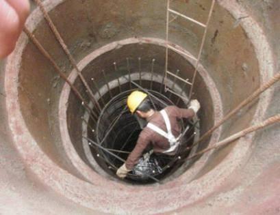 大直径人工挖孔桩技术(多图分析)